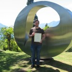 Ben Lambert Prize Presenation